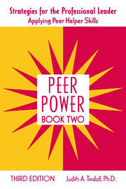 Peer Power - 3rd Edition book cover