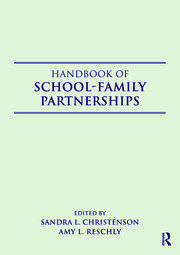 Handbook of School-Family Partnerships - 1st Edition book cover