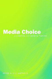 Media Choice - 1st Edition book cover
