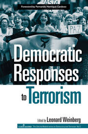 Democratic Responses To Terrorism - 1st Edition book cover