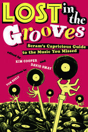 Lost in the Grooves - 1st Edition book cover