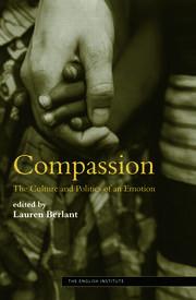 Compassion - 1st Edition book cover