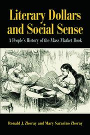 Literary Dollars and Social Sense - 1st Edition book cover