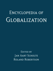Encyclopedia of Globalization - 1st Edition book cover