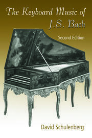 The Keyboard Music of J.S. Bach - 2nd Edition book cover