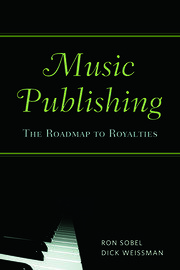 Music Publishing - 1st Edition book cover