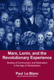 Marx, Lenin, and the Revolutionary Experience - 1st Edition book cover