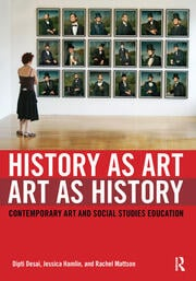 History as Art, Art as History - 1st Edition book cover