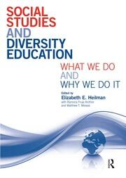 Social Studies and Diversity Education - 1st Edition book cover