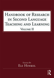 Handbook of Research in Second Language Teaching and Learning - 1st Edition book cover