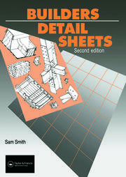 Builders' Detail Sheets - 2nd Edition book cover