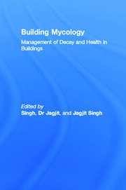 Building Mycology - 1st Edition book cover