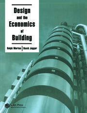 Design and the Economics of Building - 1st Edition book cover