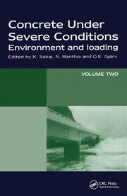 Concrete Under Severe Conditions - 1st Edition book cover
