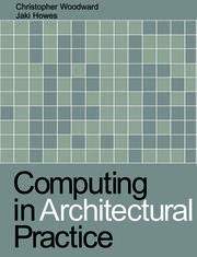 Computing in Architectural Practice - 1st Edition book cover