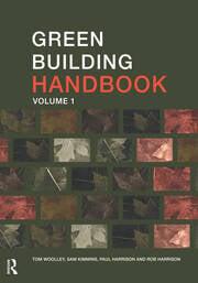 Green Building Handbook: Volume 1 - 1st Edition book cover