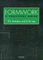Formwork - 1st Edition book cover