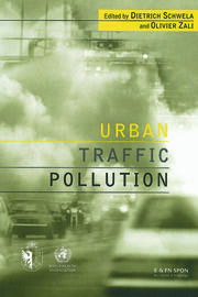 Urban Traffic Pollution - 1st Edition book cover