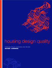 Housing Design Quality - 1st Edition book cover