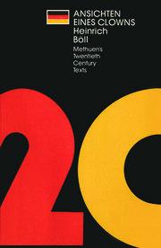 Ansichten eines Clowns - 1st Edition book cover