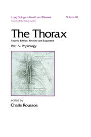 The Thorax -- Part A - 2nd Edition book cover