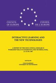 Interactive Learning & The New - 1st Edition book cover