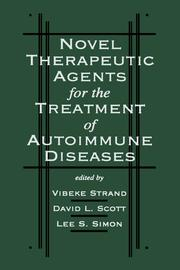 Novel Therapeutic Agents for the Treatment of Autoimmune Diseases - 1st Edition book cover