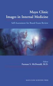 Mayo Clinic Images in Internal Medicine - 1st Edition book cover
