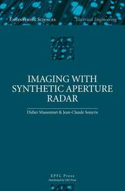 Imaging with Synthetic Aperture Radar - 1st Edition book cover