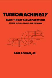 Turbomachinery - 2nd Edition book cover