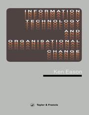 Information Technology And Organisational Change - 1st Edition book cover