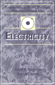 Electricity - 1st Edition book cover