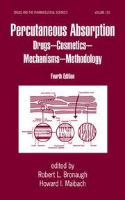 Percutaneous Absorption - 4th Edition book cover