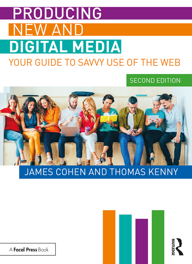 Producing New and Digital Media -  2nd Edition book cover