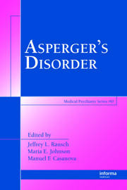 Asperger's Disorder - 1st Edition book cover