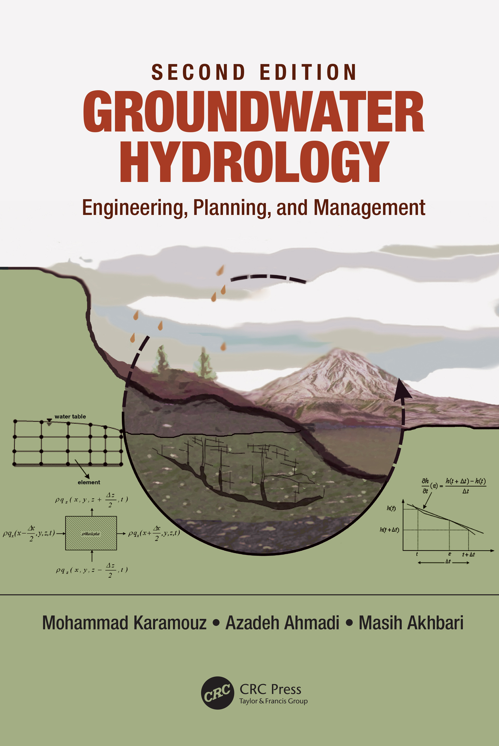 Groundwater Hydrology -  2nd Edition book cover