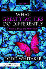 What Great Teachers Do Differently -  3rd Edition book cover