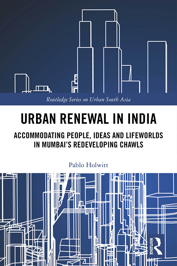 Urban Renewal in India -  1st Edition book cover