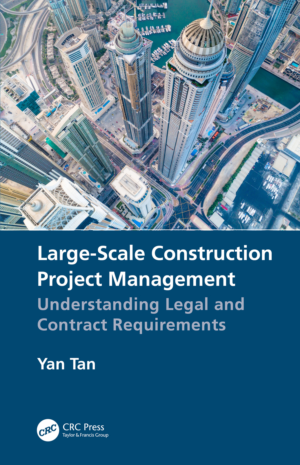 Large-Scale Construction Project Management -  1st Edition book cover