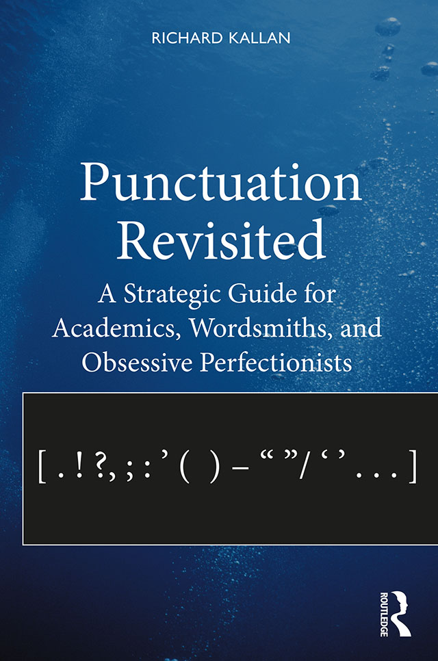 Punctuation Revisited -  1st Edition book cover