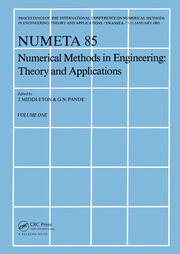 Numerical Methods In Engineering & Science - 1st Edition book cover