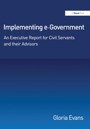 Implementing e-Government - 1st Edition book cover
