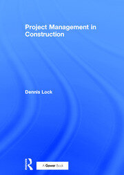 Project Management in Construction - 1st Edition book cover