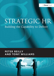 Strategic HR - 1st Edition book cover