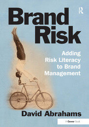 Brand Risk - 1st Edition book cover