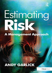 Estimating Risk - 1st Edition book cover