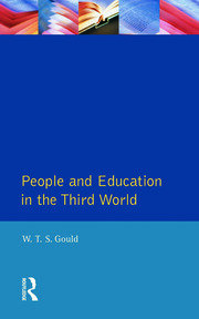 People and Education in the Third World - 1st Edition book cover