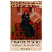 Chaucer at Work - 1st Edition book cover