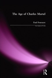 The Age of Charles Martel - 1st Edition book cover