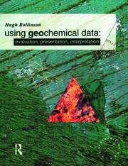 Using Geochemical Data - 1st Edition book cover